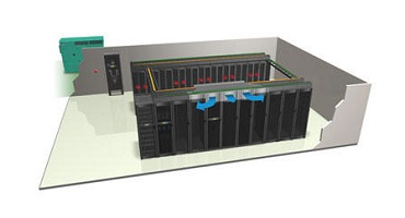 Data Center with 15 Server Rack at Cibitung